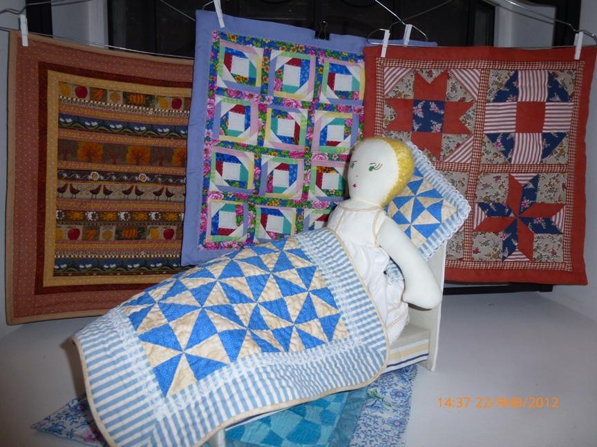одеяло для куклы