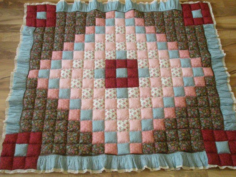 Лоскутное шитье для детей своими руками