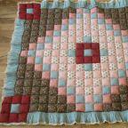 Детское лоскутное одеяло — отличный подарок и долгая память