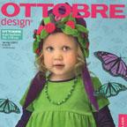 Детский финский журнал «Ottobre» №1 2012 год