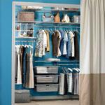Как навести порядок в плательном шкафу