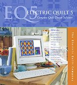 Лоскутное одеяло. Программа Electric Quilt. Расчет потребности ткани