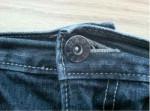 молния в джинсах