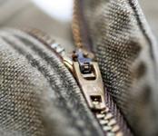 Как починить молнию в джинсах