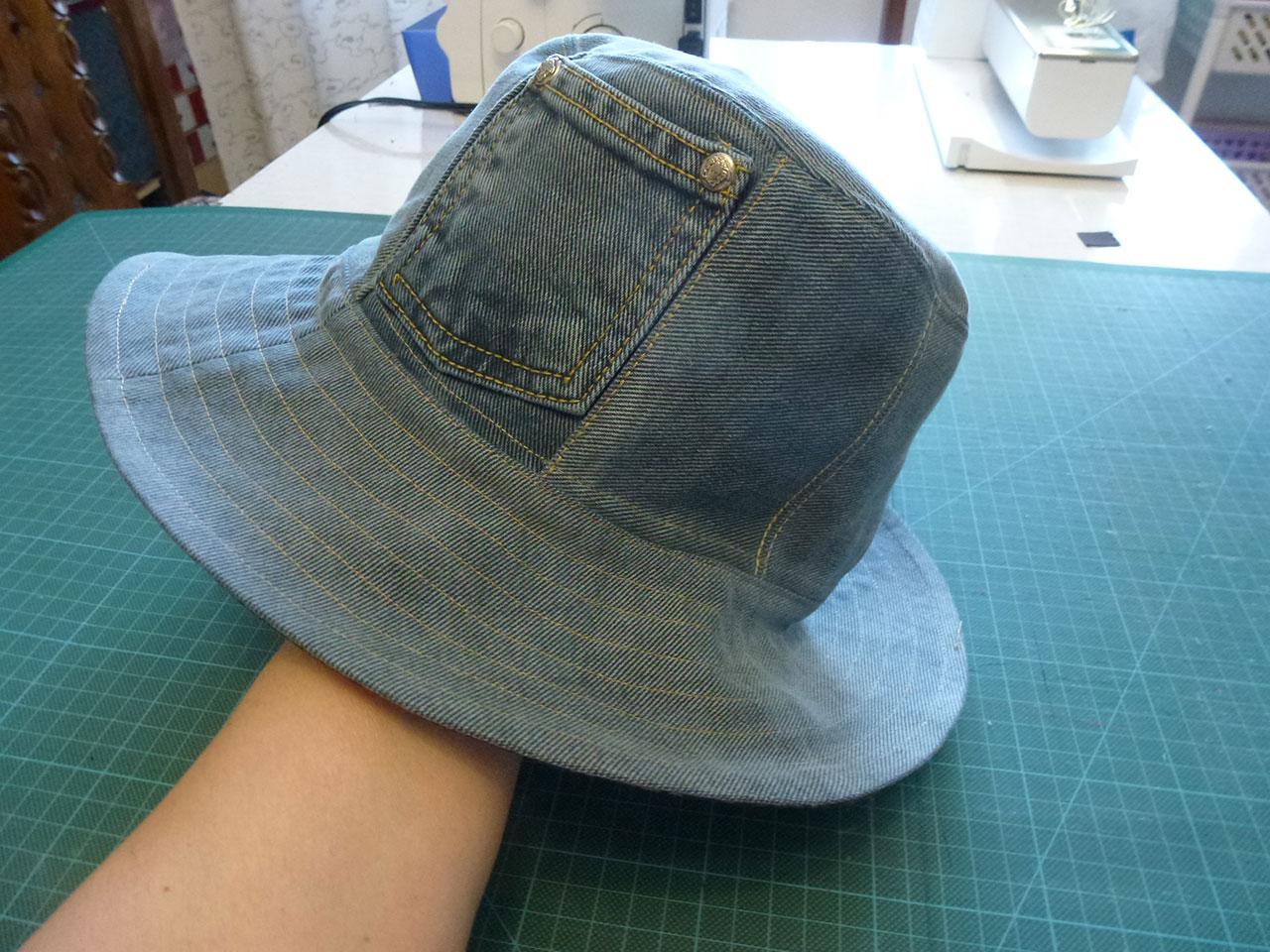 Шляпа пошив своими руками