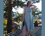 Как придумать и сшить новое платье