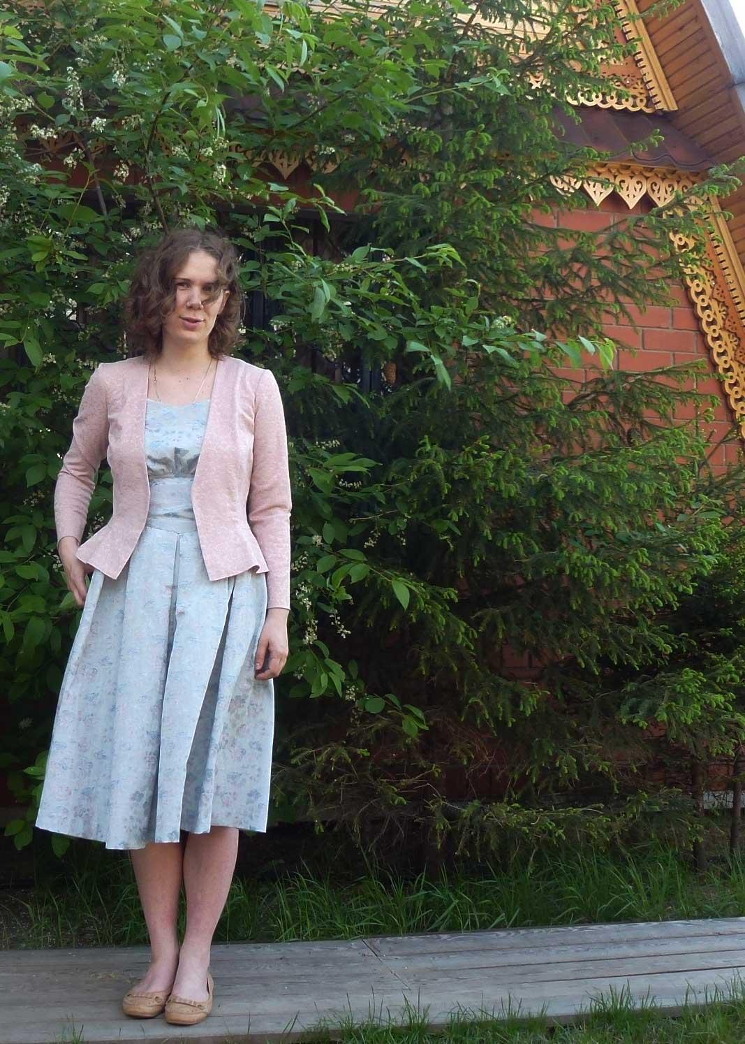 МК платье-трансформер / как сшить платье трансформер 69
