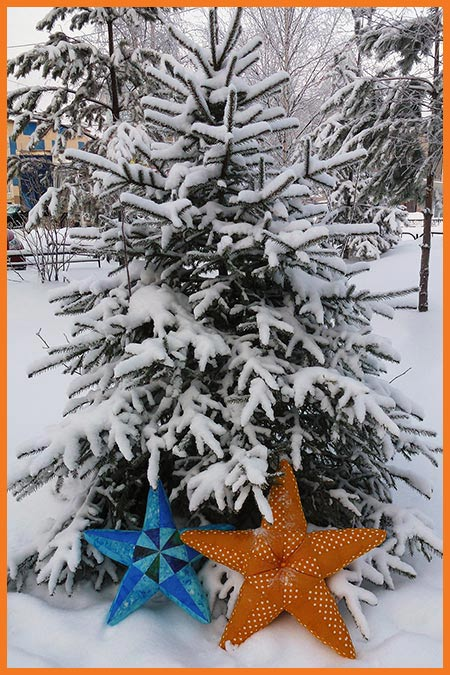 лоскутные подушки, елка,подарок